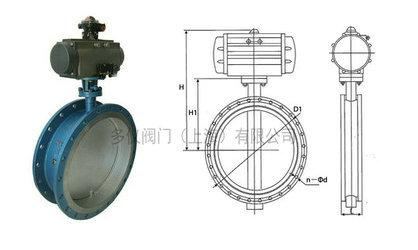 氣缸閥門結構圖